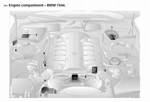 Bmw E38 7 Series 740i-740il-750il Owners Manual 2000