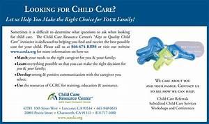 Child Care Resource Center Inc