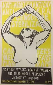 Fight, Attacks, Against, Women, 1977, U0026quot, The, National, Women, U2019s
