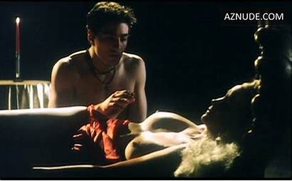 Kirkland Sally Monty Flexing Scene Aznude Breasts