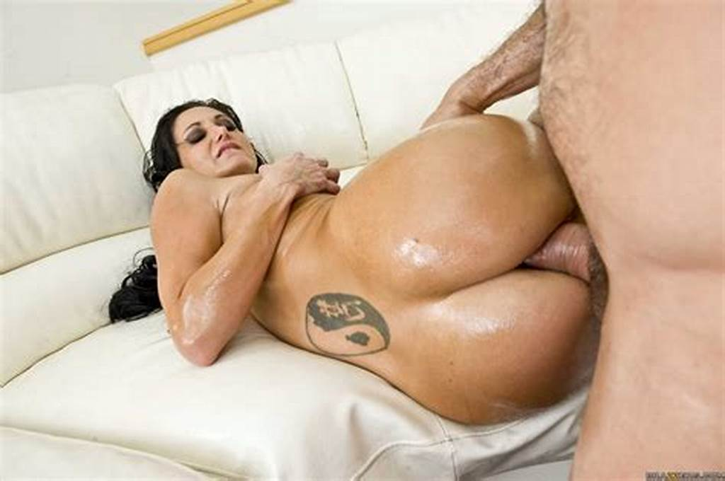 #Hot #Oiled #Bitch #Ava #Addams #Getting #Her #Asshole #Fucked #Hard