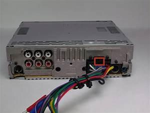 Sony Cdx G1150u Wiring Diagram
