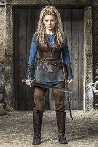 All hail Warrior Lagertha!! From Vikings on History ...