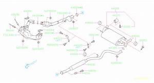 2015 Subaru Brz  20d  6mt Limited Oxygen Sensor