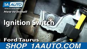 How To Install Replace Ignition Switch 1996