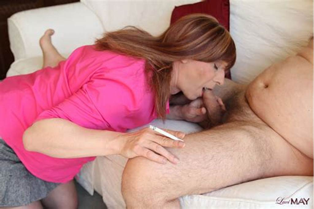 #Lucimay #Is #A #Sloppy #Little #Pecker #Blower #And #She #Truly