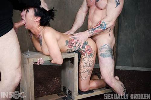Rough Webcam Sonny Brutally Fisted In Bondage #Tattooed #Slave #Girl #Lily #Lane #Gets #Fucked #& #Forced #To