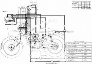 1972 Yamaha 400 Wiring Diagram