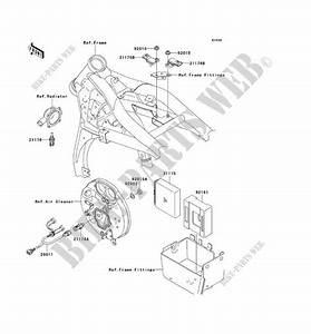 Fuel Injection For Kawasaki Vn1600 Mean Streak 2005