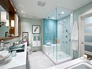 Modern Master Bathroom Retreat | HGTV