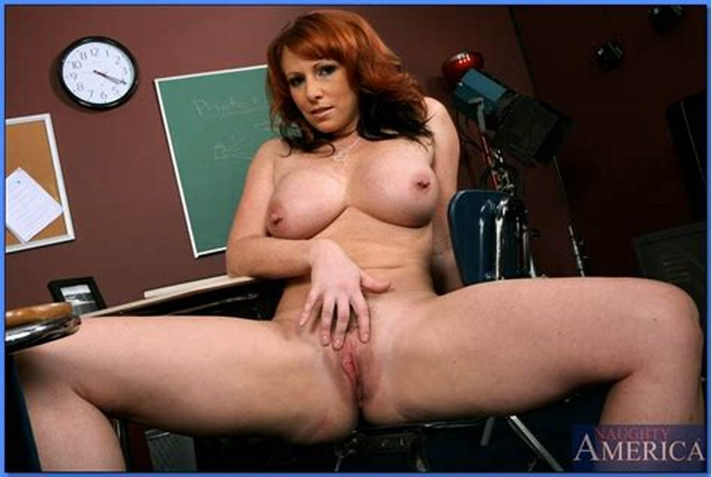 #Redheaded #Milf #Teacher #Kylie #Ireland #Strips #Huge #Tits #From