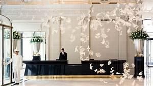 The Peninsula Paris : 5 star hotel rooms suites the peninsula paris ~ Nature-et-papiers.com Idées de Décoration