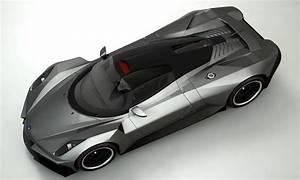 C8 Corvette Designer Russian Designer Creates Supercar Fusing Lamborghini