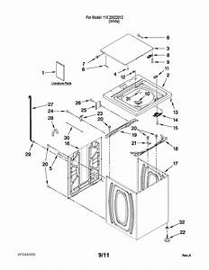 Kenmore Automatic Washer Parts