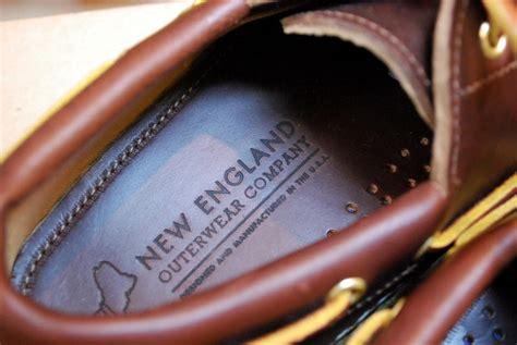 U304cu3063u3071u3044u65e5u8a18 The New England Outerwear Company