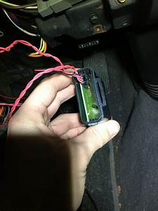 Ford Pats Transceiver Wiring