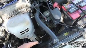 Oxygen Sensor O2 Sensor Remove Replace  U0026quot How To U0026quot  Toyota