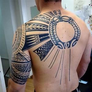 60+ Best Samoan Tattoo Designs & Meanings - Tribal ...