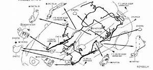 Nissan Leaf Harness Engine Room