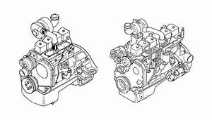 Komatsu Kdc 410  U0026 610 Series Engine Specification Manual