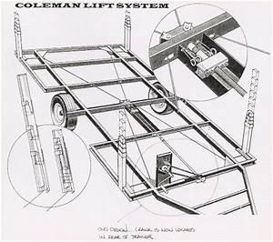 34 Rockwood Pop Up Camper Lift System Diagram