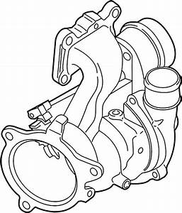 Ford Escape Exhaust Manifold Turbocharger Assembly Incl Exhaust Manifold Incl Wiring Diagram
