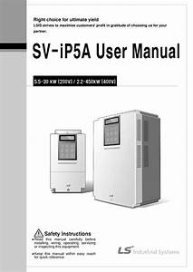 Manual De Variador Ip5a By Samuel Fernandez