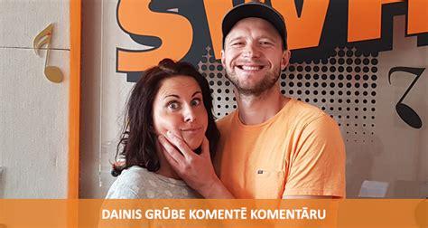 Komentē Komentāru - Dainis Grūbe | Radio SWH