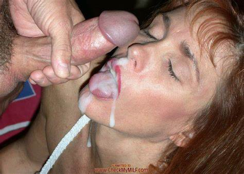 Amazing Woman Licking And Swallows Cumshot