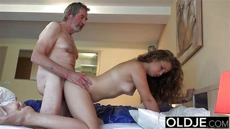Grandpa Fucked Teenage Maid