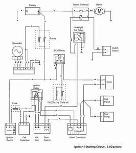 Triumph 675 Wiring Diagram