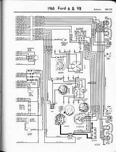 1967 Ford Galaxie 390 Wiring Diagram