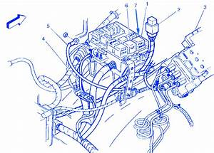Chevrolet Diesel 3500 1999 Electrical Circuit Wiring Diagram  U00bb Carfusebox