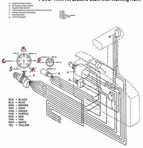 Mercury Outboard Wiring Diagram Ignition Switch Elegant 50 For