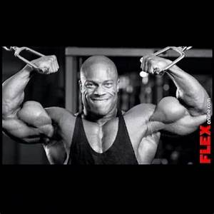 Phil Heath 2006 Now 3x Mr Olympia