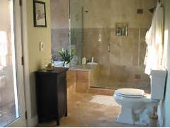 Bathroom Remodel Small Bathroom Design With Light Green Walls Black And White Bathroom Triangle Bathroom Remodeling Design Triangle Bathroom Remodeling Bathroom Remodeling We Build San Diego General Contractor