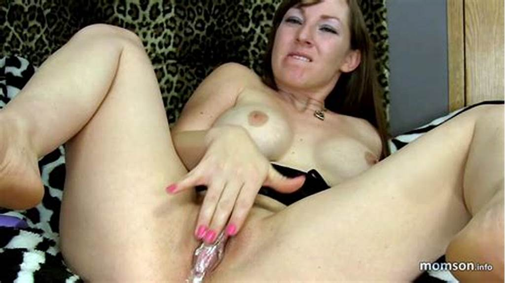 #Mom #Wants #To #Get #Pregnant #By #Her #Son
