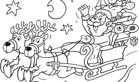 Wij hebben simpele en moeilijke poezen kleurplaten op een rij gezet, voor kinderen of volwasse. Arreslee Kleurplaat - Kerstman Met Rendier Kleurplaat ...