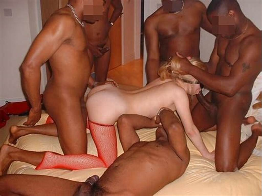 #Sexy #White #Girl #Badly #Banged #By #Huge #Cocks #In #Group #Sex