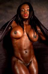 Ass black muscular pic woman