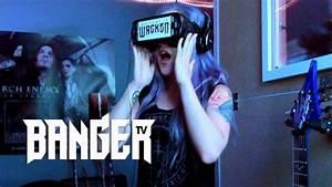 German Black Music Charts Arch Enemy Vocalist Alissa White Gluz Reacts To Banger