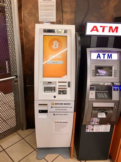 Once it's confirmed, the device would disburse cash. How To Use Bitcoin Atm In Usa | How To Get Bitcoin Deep Web