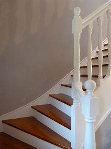 Renovation Marche Escalier : anthracite d co r novation d 39 escalier ~ Premium-room.com Idées de Décoration