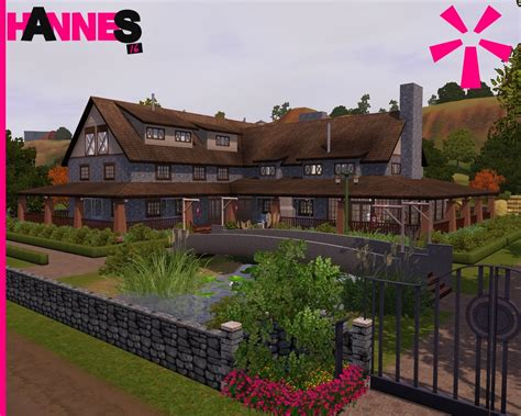 The game begins with a brief introduction to your character: Mod The Sims - HANNES Ranch