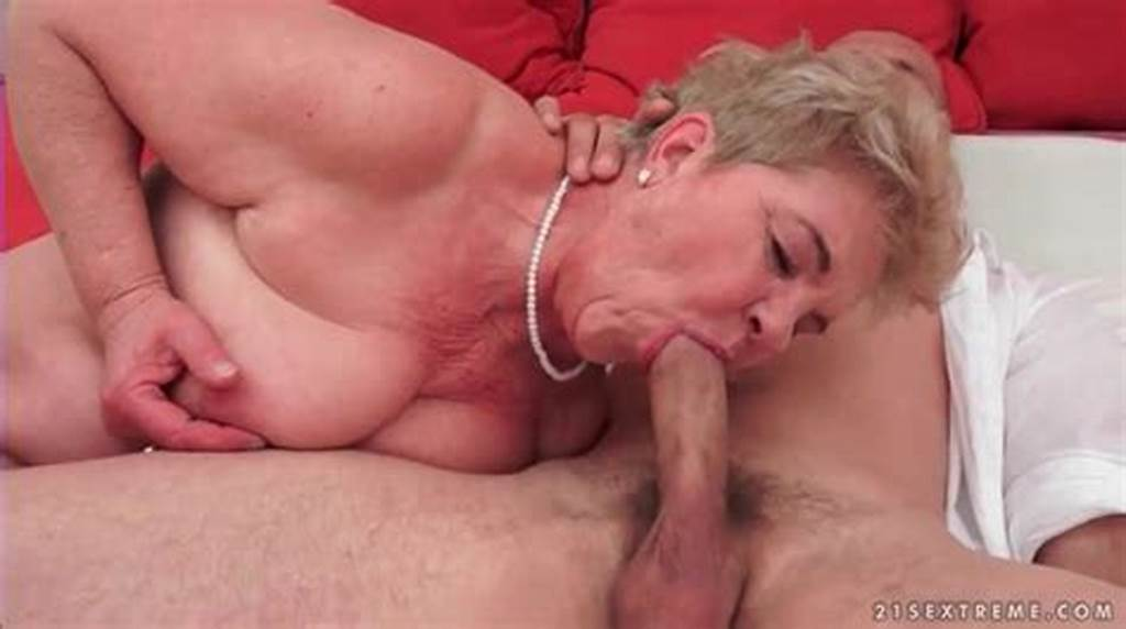 #Young #Man #Licks #And #Fucks #Granny #Vagina