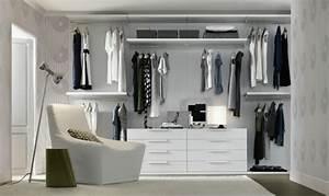 Begehbarer Kleiderschrank System : begehbarer kleiderschrank einen ankleideraum planen und ~ Michelbontemps.com Haus und Dekorationen