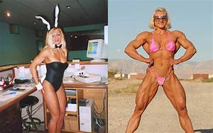 Unbelievable Images Of 8 Women Before And After Steroids