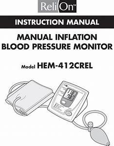 Relion Hem 412crel Instruction Manual Manualslib Makes It