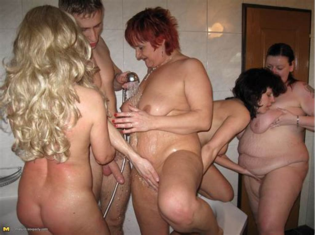 #Horny #Mature #Sluts #Sharing #One #Cock #At #This #Party