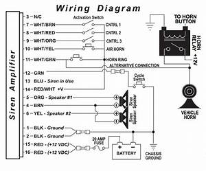 33 Whelen Siren Wiring Diagram